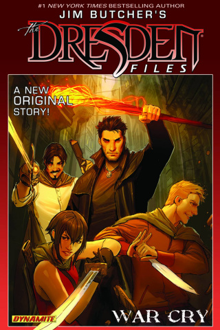 The Dresden Files: War Cry