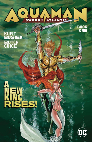 Aquaman: The Sword of Atlantis Book 1