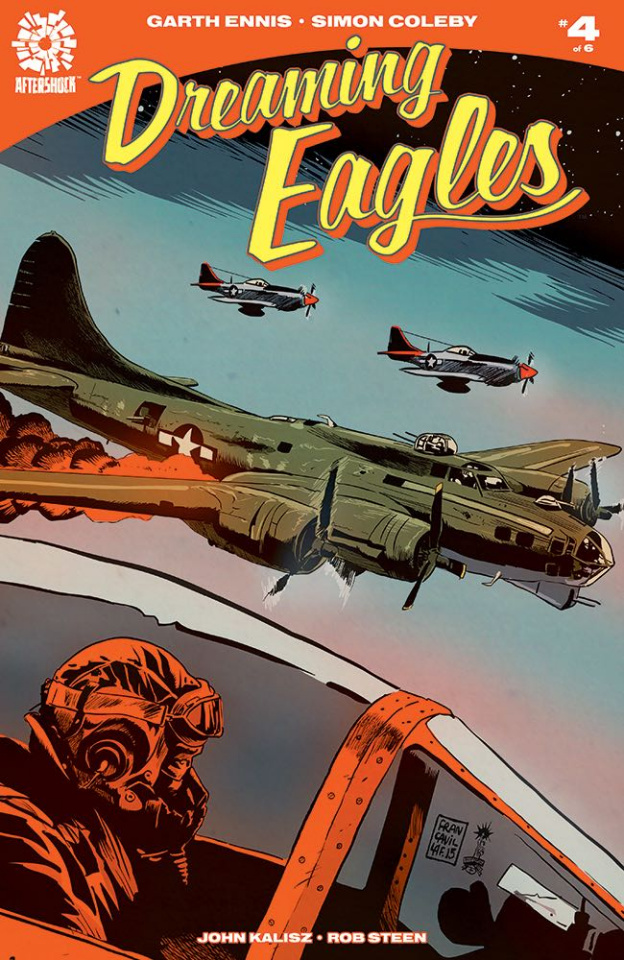 Dreaming Eagles #4