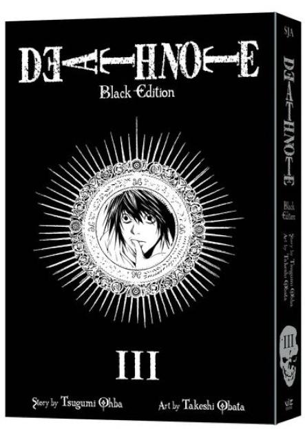 Death Note Black Edition Vol. 3
