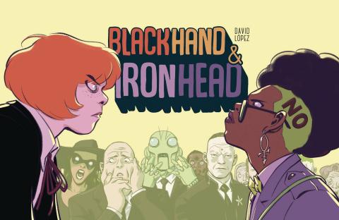 Blackhand & Ironhead Vol. 1