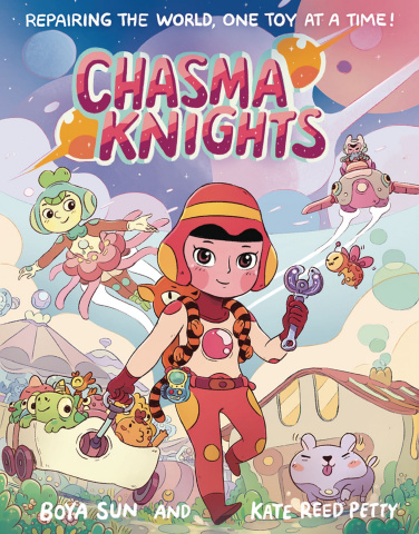 Chasma Knights Vol. 1