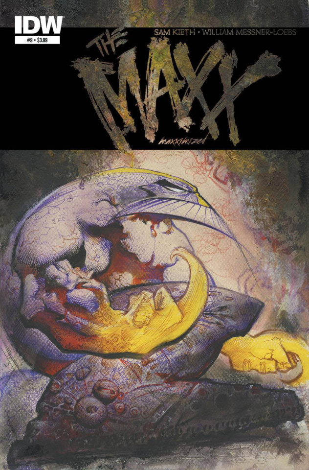 The Maxx: Maxximized #9