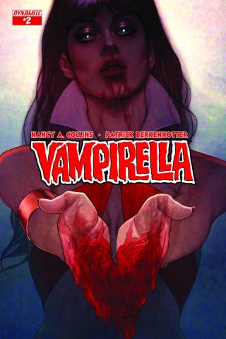 Vampirella #2 (Frison Cover)