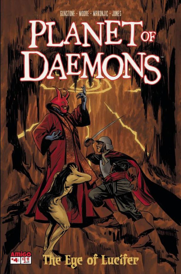 Planet of Daemons #4