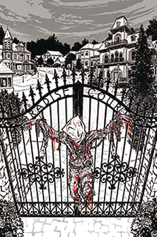 Paradise Court #1 (Riveiro Cover)