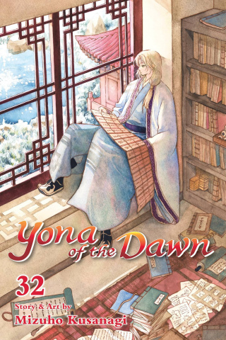 Yona of the Dawn Vol. 32