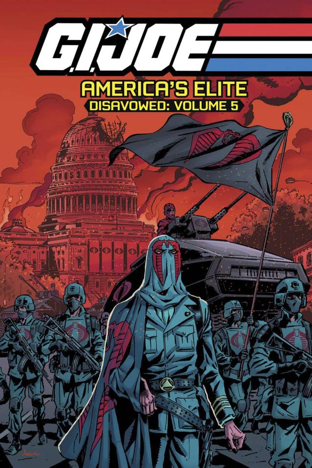 G.I. Joe: America's Elite Vol. 5: Disavowed
