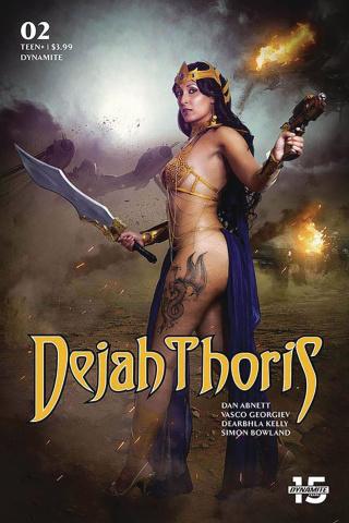 Dejah Thoris #2 (Cosplay Cover)