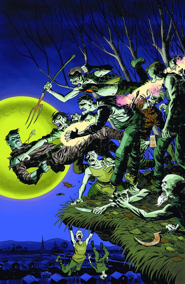 Star Spangled War Stories: G.I. Zombie #3