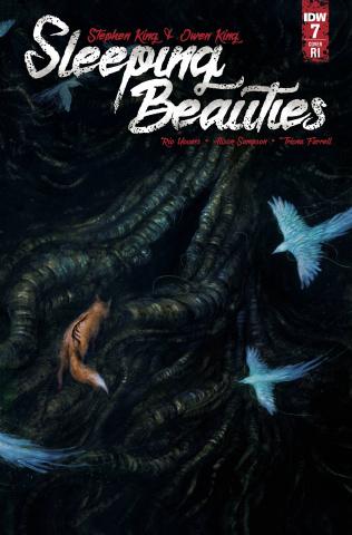 Sleeping Beauties #7 (10 Copy Heidersdorf Cover)