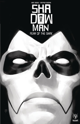 Shadowman Vol. 1: Fear of the Dark