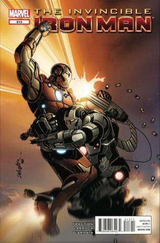 Invincible Iron Man #513