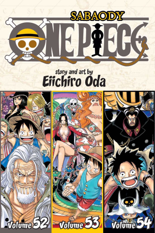 One Piece Vol. 18 (3-in-1 Edition)