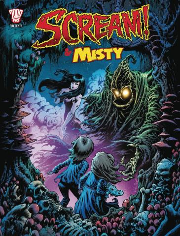 Scream & Misty Halloween Special 2018