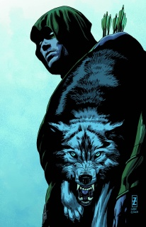 Green Arrow #44