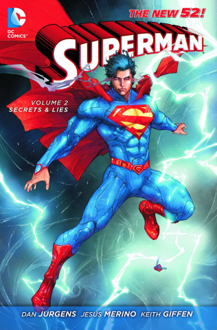 Superman Vol. 2: Secrets & Lies