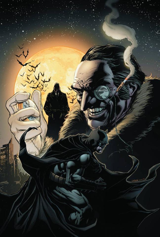 Batman: Detective Comics Vol. 3: Emperor Penguin