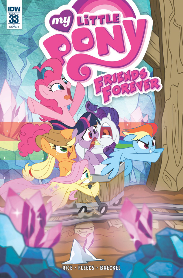 My Little Pony: Friends Forever #33 (10 Copy Cover)