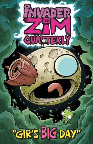 Invader Zim Quarterly #1 (Alexovich Cover)