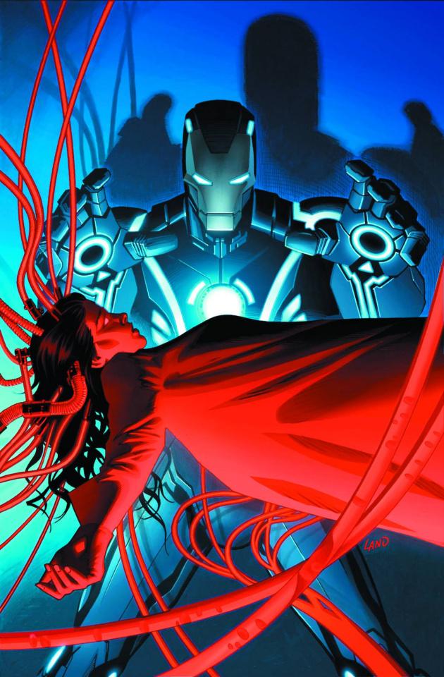 Iron Man #3 (2nd Printing)