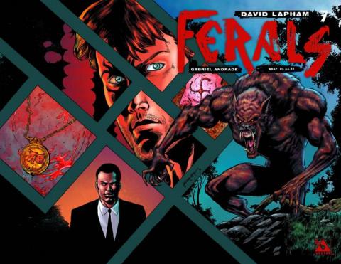 Ferals #7 (Wrap Cover)
