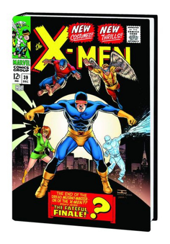 X-Men Vol. 2 (Cassaday Cover)
