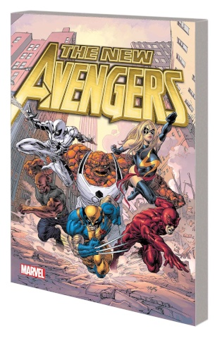 New Avengers by Bendis Vol. 7 (Complete Collection)