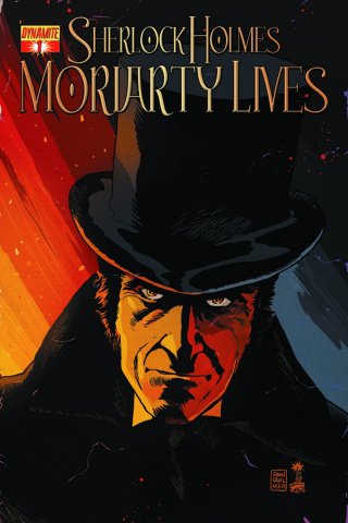 Sherlock Holmes: Moriarty Lives #1