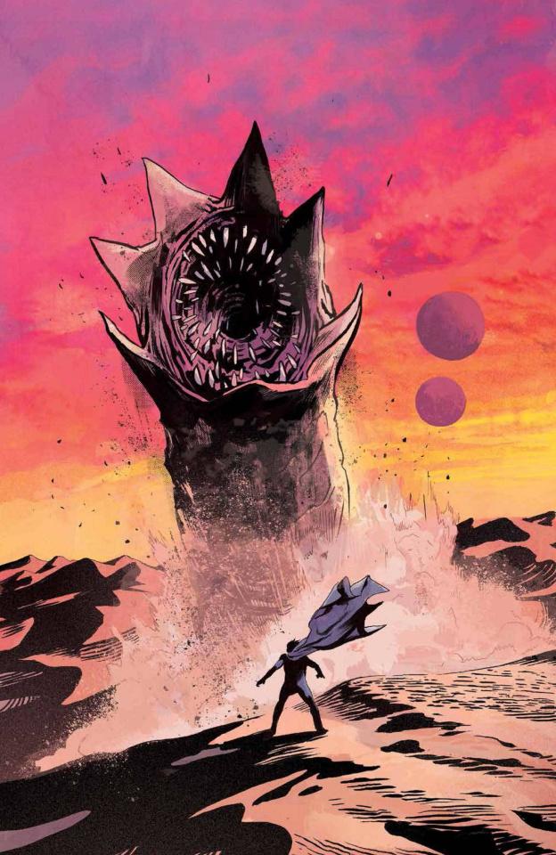 Dune: House Atreides #3 (50 Copy Lee Cover)