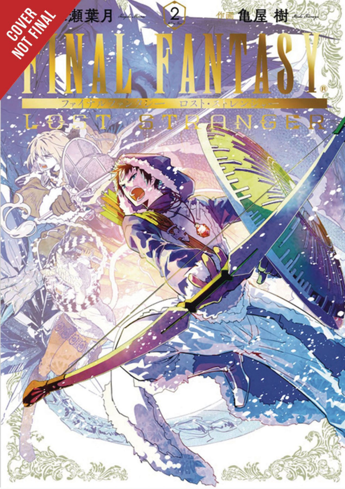 Final Fantasy: Lost Stranger Vol. 2