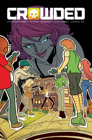 Crowded #2 (Stein & Brandt Cover)