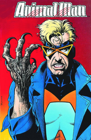 Animal Man Vol. 4: Born To Be Wild