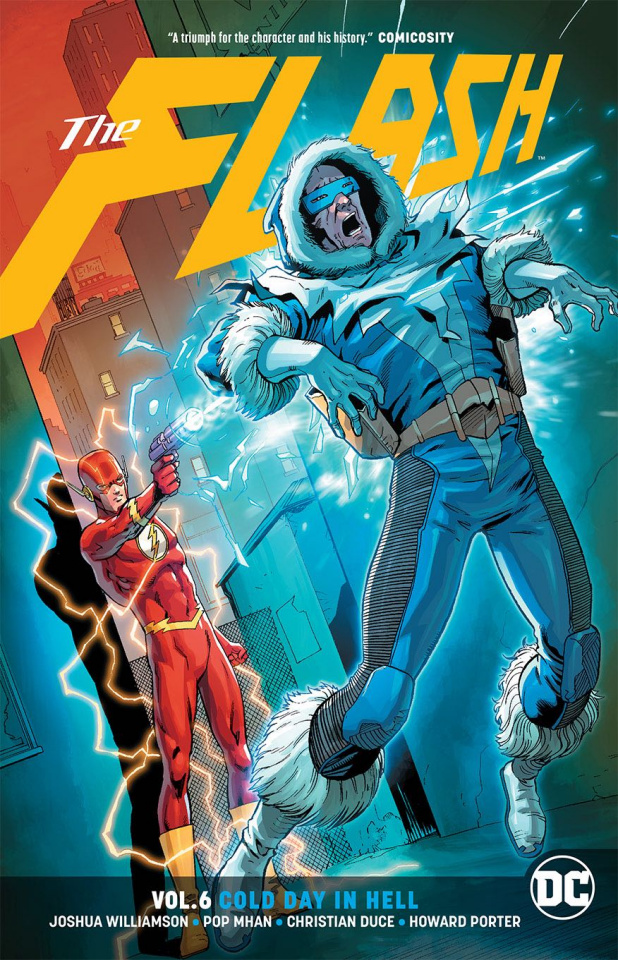 The Flash Vol. 6: A Cold Day in Hell (Rebirth)