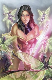 Grimm Fairy Tales #5 (Bifulco Cover)