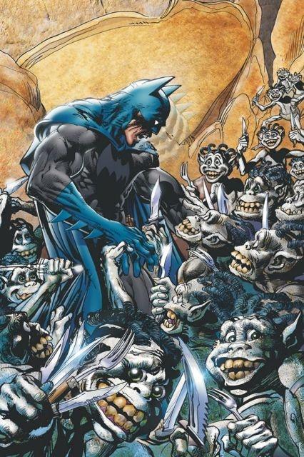 Batman: Odyssey #3