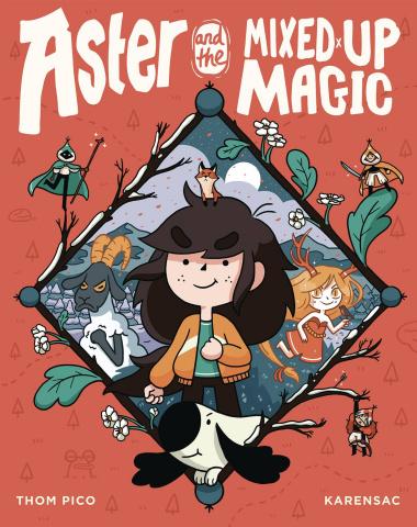Aster Vol. 2: Mixed-Up Magic