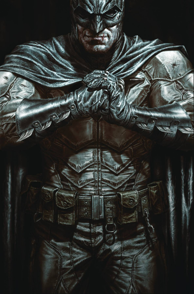 Detective Comics #1025 (Card Stock Lee Bermejo Cover)