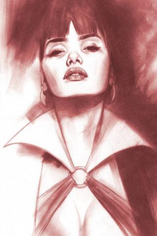 Vengeance of Vampirella #10 (40 Copy Oliver Tint Cover)