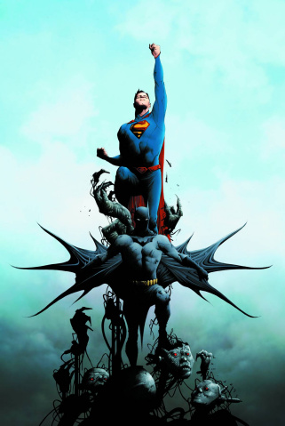 Batman / Superman Vol. 1: Cross World