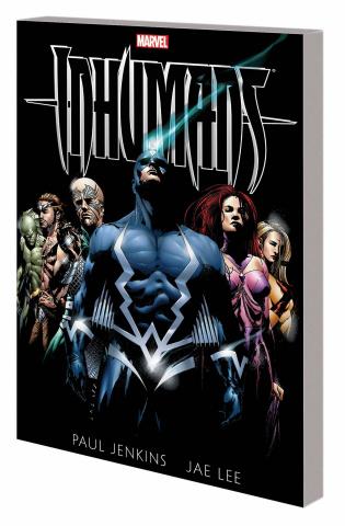 Inhumans by Paul Jenkins and Jae Lee