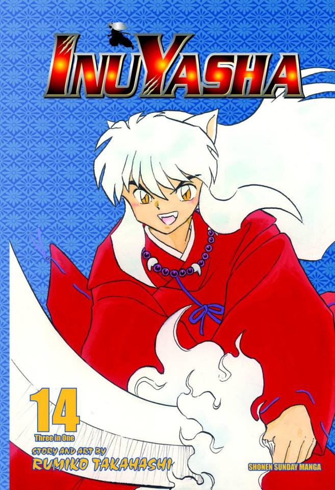 Inu Yasha Vol. 14 (Vizbig Edition)