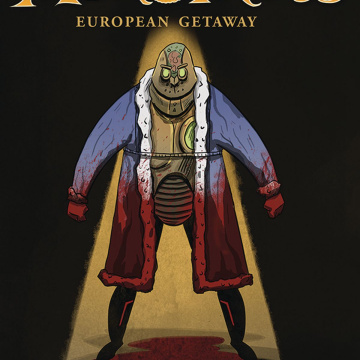 Monstrous: European Getaway #1