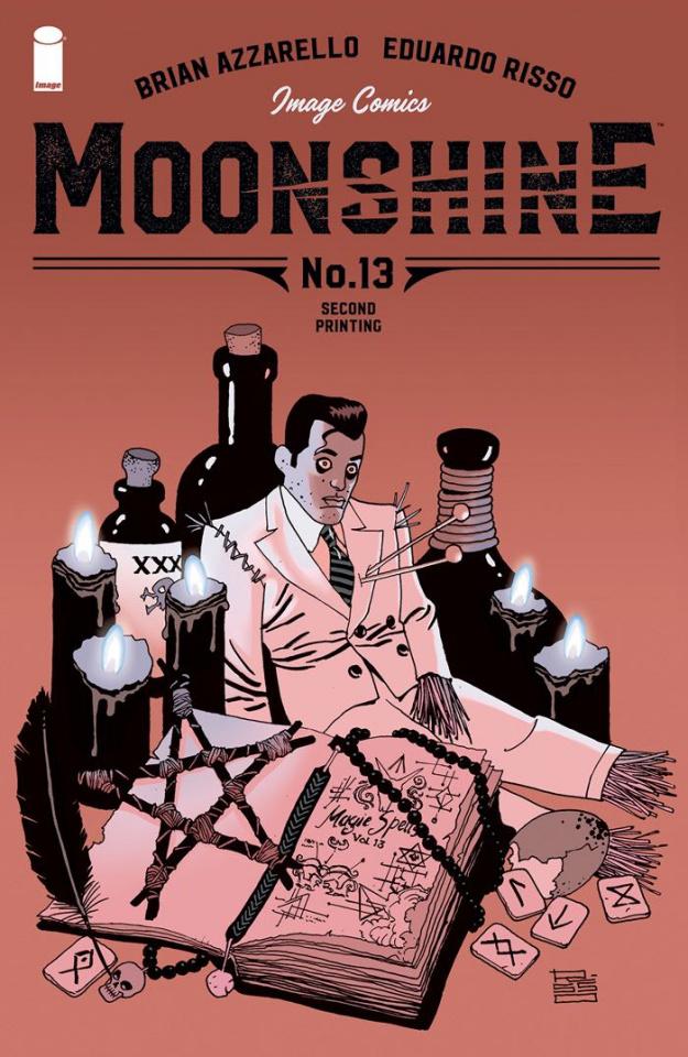 Moonshine #13 (2nd Printing)