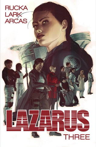 Lazarus Vol. 3: The Conclave
