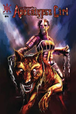 The Apocalypse Girl #4