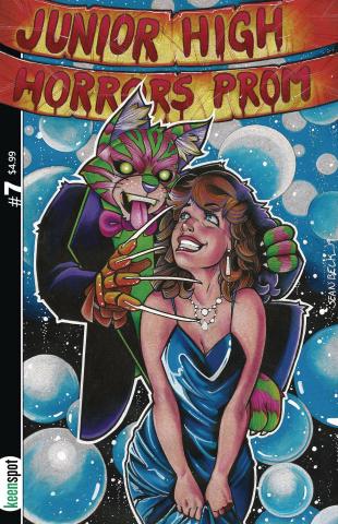 Junior High Horrors #7 (Nightmare on Prom Street)