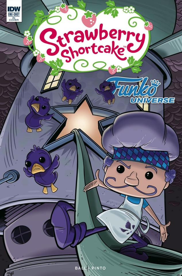 Strawberry Shortcake: Funko Universe (25 Copy Cover)