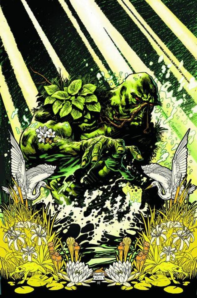 Swamp Thing Vol. 1: Raise Them Bones