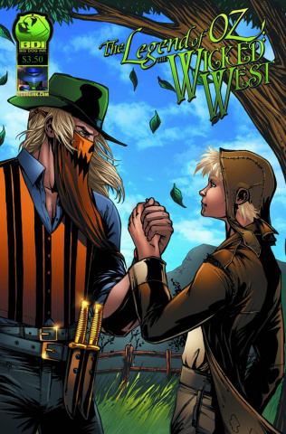 The Legend of Oz: The Wicked West #8